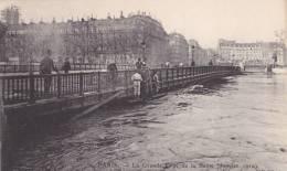 PARIS/75/VIIe/Inondations La Grande Crue De La Seine (janvier 1910) Sapeurs Du Génie...../Réf:C1153 - Inondations De 1910