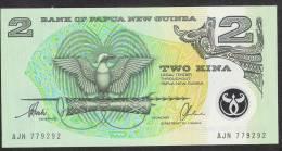 PAPUA NEW GUINEA   P16b   2  KINA   ND Signature 7   UNC. - Papua Nuova Guinea