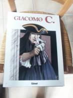 PLAQUE METAL GIACOMO C - Giacomo C.