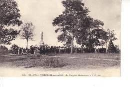 Pontailler Sur Saône : Pélérinage à La Vierge Du Montardoux (Editeur Louis Venot, Dijon, LV N°106) - France