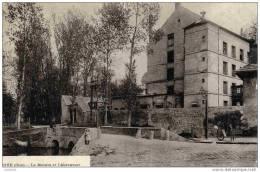 60-COYE-Le Moulin Et L´Abreuvoir-animée- - Frankrijk