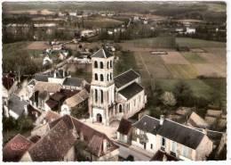LA BACHELLERIE Vue Générale Aérienne L'Eglise (CIM) Dordogne (24) - France