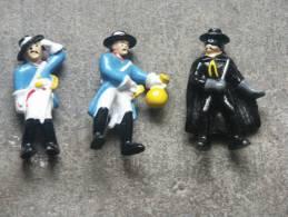FIGURINES ZORRO PUBLICITAIRE - Figurines