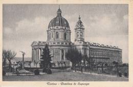 ANNI 40 TORINO - BASILICA DI SUPERGA  - EDIZIONI SACAT - Churches