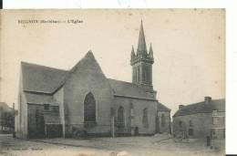 56 - MORBIHAN - BRETAGNE - BEIGNON - Place De L'Eglise - Altri Comuni