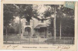CPA 91 MORSANG SUR ORGE BEAUSEJOUR Villa Le Val Vert 1906 - Morsang Sur Orge