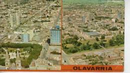 OLAVARRIA  BUENOS AIRES   AÑO 1975  REPUBLICA ARGENTINA CIRCULADA  Q. S. L.  OHL - QSL Cards