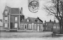 Place Jeanne D'Arc - Le Crotoy