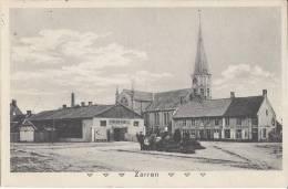 AK Zarren,Cinema,Kino,   1.WK ,Feldpost Fußartillerie - Kortemark