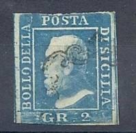 130202867  SICILIA  IT.  YVERT  Nº   20  (CAT 75 €) - Sicilia