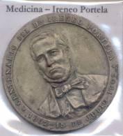 IRENEO PORTELA - MEDICO CIRUJANO PROFESOR LEGISLADOR MINISTRO - SE DESTACA SU COMBATE CONTRA LA ESCARLATINA - Professionals / Firms