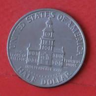 USA  1/2  DOLLAR  1976   KM# 205  -    (1899) - Federal Issues