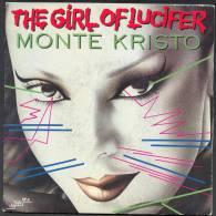 "45 T THE GIRL OF LUCIFER   2 TITRES  "" ARIOLA "" MONTE KRISTO - Punk"