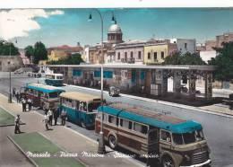 Marsala-stazione Servizio-viaggiata Autobus - Marsala