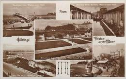 WESTON SUPER MARE  MULTI VIEW - Weston-Super-Mare