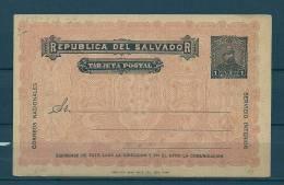 Briefkaart Van Republica Del Salvador  (GA6133) - Salvador