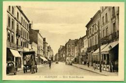 61 ALENCON - Rue Saint-Blaise - Alencon