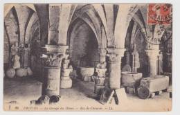 (RECTO / VERSO) PROVINS - N° 29 - LA GRANGE DES DIMES - REZ DE CHAUSSEE - Provins