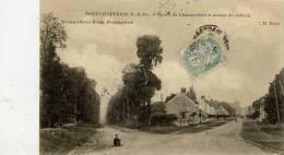 78- PONTCHARTRAIN- Entrée De Châteauvilain Et  Avenue Du Chateau - Le Chesnay