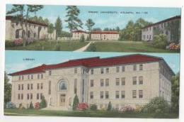 ETATS-UNIS - ATLANTA - Emory University - Atlanta