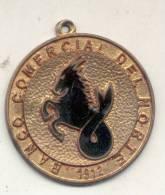 BANCO COMERCIAL DEL NORTE FUNDADO EN 1912 REPUBLICA ARGENTINA MEDALLA BANK - Tokens & Medals