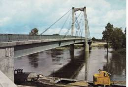 1480 Varades Nouveau Pont Reliant Varades à Saint Florent Le Vieil - Varades
