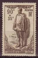 FRANCE - 1939 - YT N° 420 - (*) - - Unused Stamps