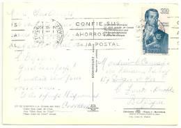 Espana 1968 Estepona Malaga >> Belgique Knokke - 1931-Aujourd'hui: II. République - ....Juan Carlos I