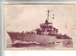 Marine De Guerre Française  - Foudroyant - Warships