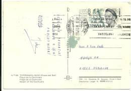 Espana 1978 Torremolinos Malaga >> Belgique Merksem - 1931-Aujourd'hui: II. République - ....Juan Carlos I