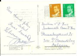 Espana 1981 Torremolinos Malaga >> Belgique - 1931-Aujourd'hui: II. République - ....Juan Carlos I