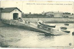 Croix De Vie ,rentrée Du Bateau De Sauvetage ,le Zindroni Godin - Sin Clasificación