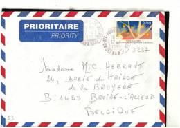 SEUL/ LETTRE  3237  SIX  FOURS LES PLAGES - Marcophilie (Lettres)