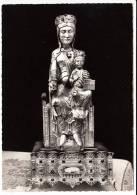 Carte ( Format 15 X 10,5 Cm ) Vierge D' Argent Du Trésor De L' Abbaye De Beaulieu ( Statue )  ( Recto Verso ) - Sonstige Gemeinden