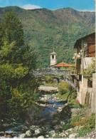 TORINO--VAL CHISONE--DUBBIONE DI PINASCA--PONTE ANNIBALE--FG--V 11-8-69 - Italia