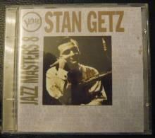 Stan Getz Jazz Masters 8 Verve 1993 TBE - Jazz