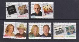Australia 2013 Australian Legends Of Music  Set  MNH - Mint Stamps