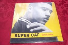 GIRLSTOWN  °  SUPER CAT - 45 T - Maxi-Single