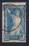 France, Scott # 201 Used Olympics, 1924 - Usados