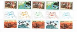 Australia 2013 Surfing Australia Gutter Strip MNH - 2010-... Elizabeth II