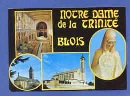 41 - BLOIS - Basilique Notre Dame De La Trinité - Multivues - Loir Et Cher - église - Blois