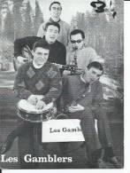 LES GAMBLERS - Artistes