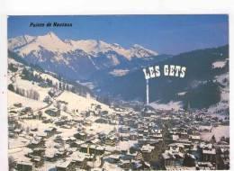 CPM 10*15/Y465/LES GETS VUE GENERALE 1990 - Les Gets