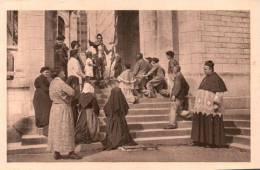 PATRONNE DE LA FRANCE (JEANNE D'ARC)  EDITION DE LA BASILIQUE NATIONALE PAS CIRCULEE - Santos