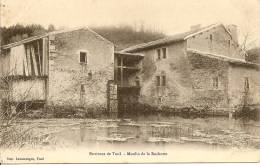 ~  54  ~  Environs De TOUL MOULIN DE LA ROCHOTTE  .  Cp Bien Sympa Et Pas Chère  . - Toul