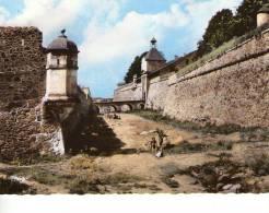 Mont-Louis..animée..dans Les Remparts De La Citadelle..enfants..la Cerdagne Française - France