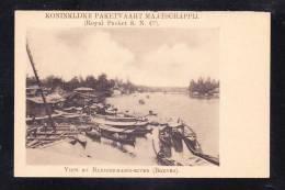 MY-14 MALAYSIA VIEW ON BANDJERMASIN RIVER - Malaysia