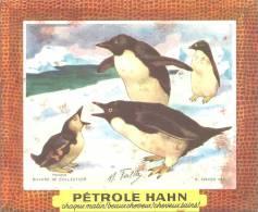 BUVARD Collection Petrole Hahn Les  Manchots Pingouins - Parfums & Beauté