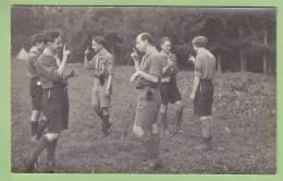 Années 20, CHAMARANDE : Scouts De France. CARTE PHOTO - Scoutisme