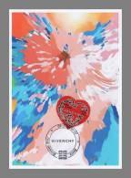 """GIVENCHY """" En Mode Couché """" PJ 2007 - Maximum Cards"""